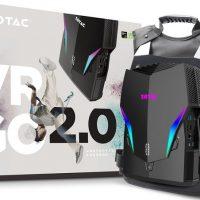 Zotac VR GO 2.0 — Компьютер в форм-факторе рюкзака