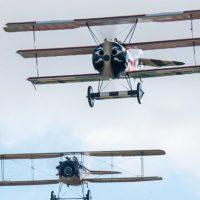 Самолёты времён Первой мировой войны