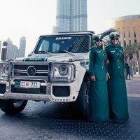 Самые роскошные полицейские автомобили в мире