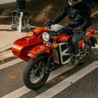 Ural Electric — новый электромотоцикл от ИМЗ