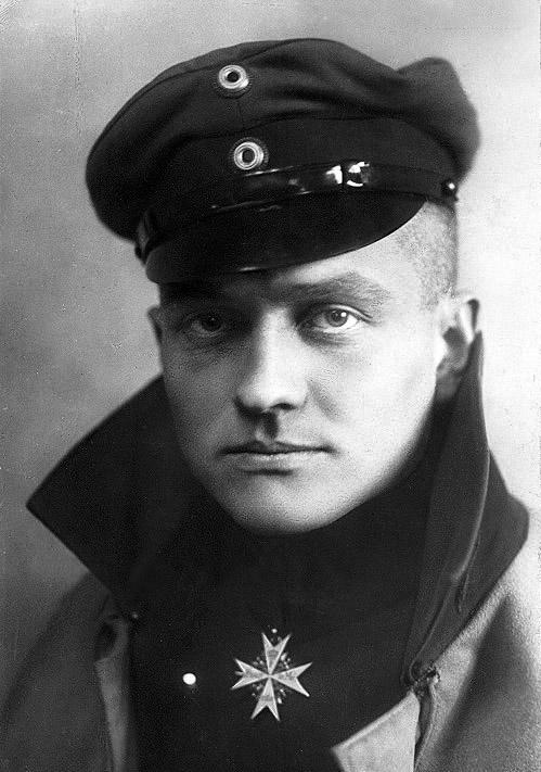 Манфред фон Рихтгофен - Красный Барон