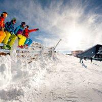 Лучшие частные лыжные курорты в мире
