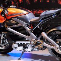 Harley Davidson LiveWire — первый электромотоцикл от легенды!