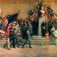 «Пантеон войны» — самая большая картина в мире