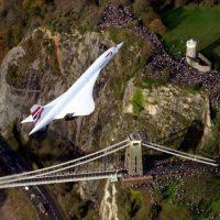 Лучшая фотография последнего полёта сверхзвукового Concorde