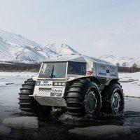 Машина для выживания: вездеход-амфибия Шерп