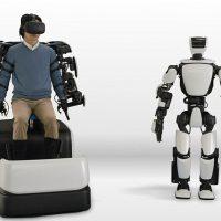Человекоподобный робот-аватар T-HR3 от Toyota