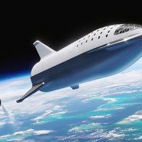 Илон Маск опубликовал первые фото прототипа ракеты «Starship»
