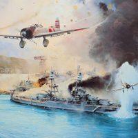 Редкие и неизвестные фото японской атаки на Перл-Харбор