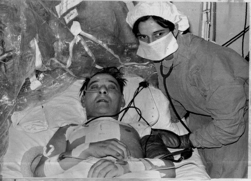 3 декабря 1967 года - первая успешная пересадка сердца