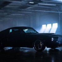 Электрический пони — Ford Mustang от Charge Automotive!