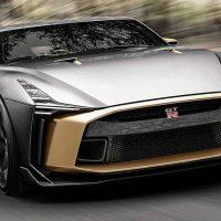 Nissan запустит в серийное производство юбилейный GT-R50