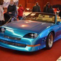 Французская реплика Chevrolet Camaro — Aryathis