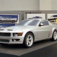 Поисковые макеты известных автомобилей