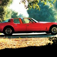 Chevrolet Corvette America — 4-х дверный седан-тарга на базе легенды