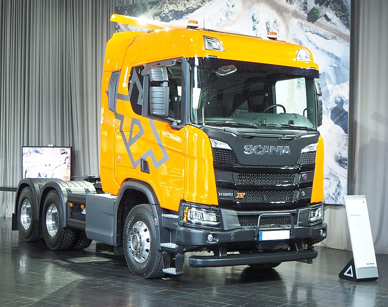 Scania R/S
