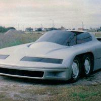 Donatini MB8 — суперкар без подвески