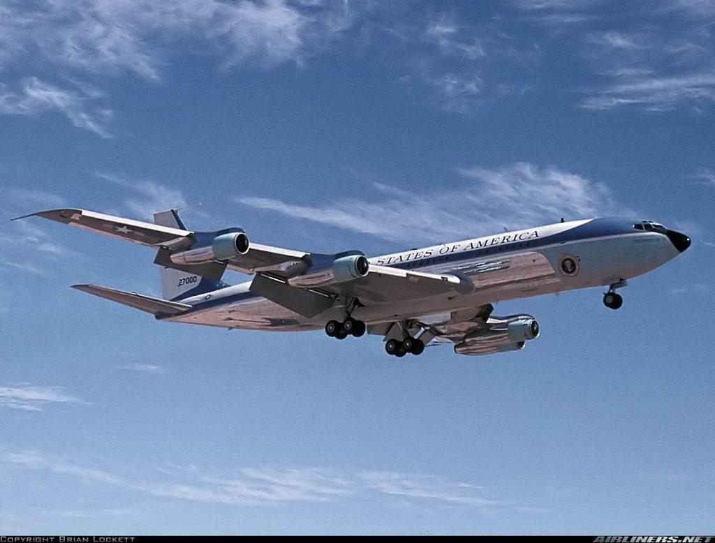 Boeing VC-137C – «Борт номер один»