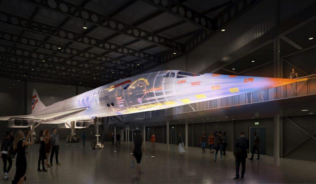 Alpha Foxtrot – Concorde