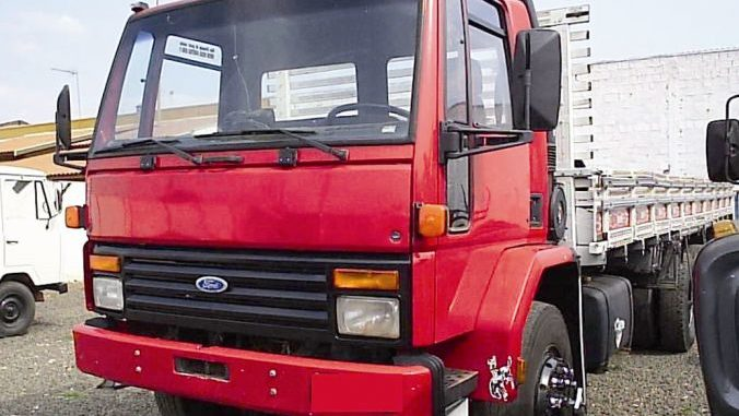 Ford Cargo