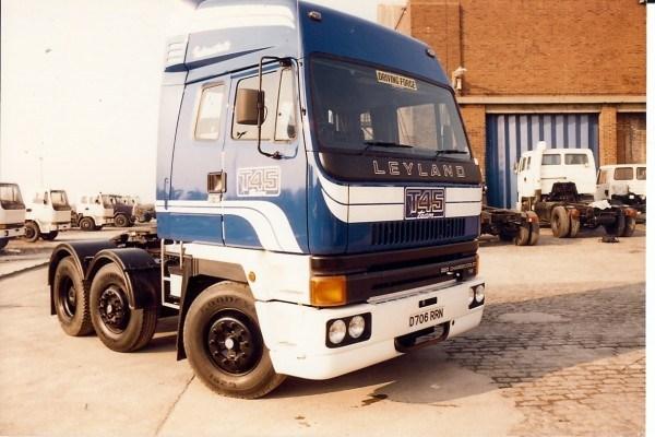 Leyland T45 Roadtrain