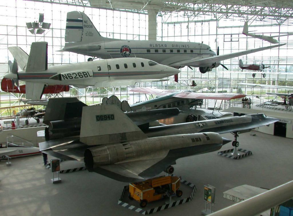 Lockheed M-21 Blackbird