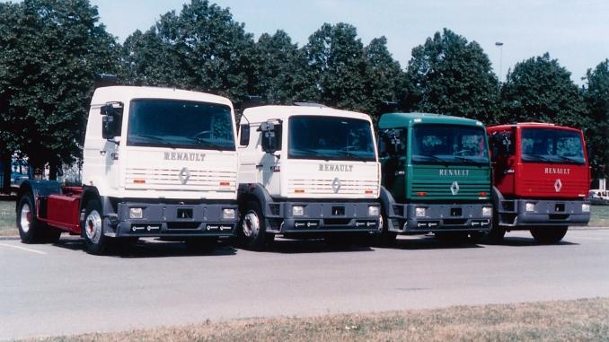 Renault G260/290