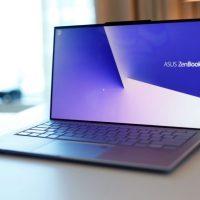 Asus ZenBook S13 — ноутбук с рекордно узкими рамками