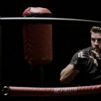 Умная боксёрская груша BotBoxer от SkyTechSport