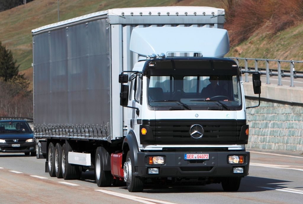 Mercedes-Benz SK Powerliner
