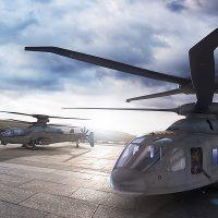Будущее военных технологий – «суперкоптер» SB>1 Defiant