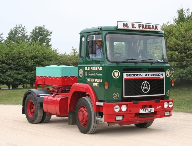 Seddon Atkinson 200