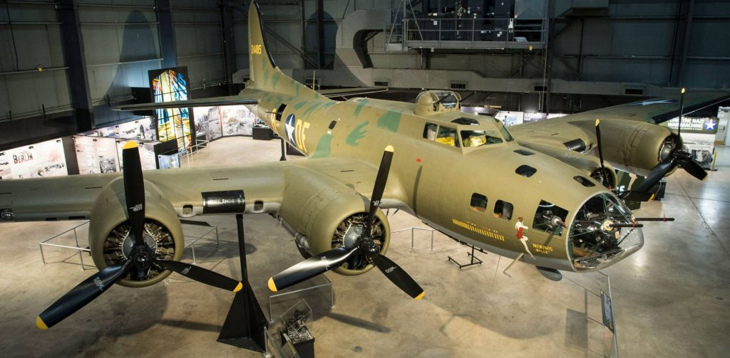 B-17F «Memphis Belle»