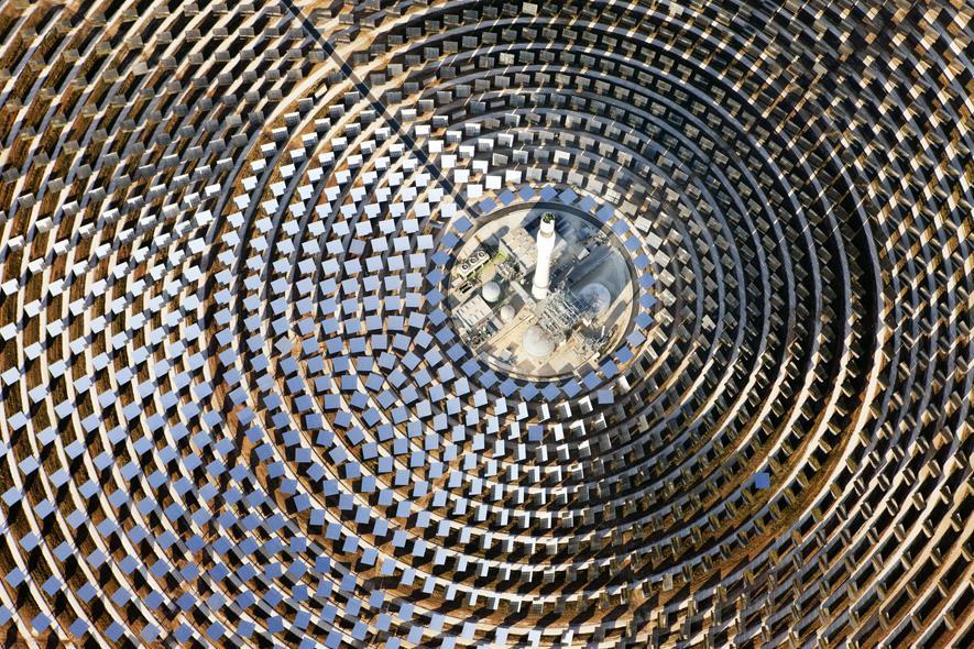 Нур-Уарзазат: самая большая солнечная электростанция в мире