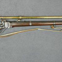 Самое дальнобойное оружие Дикого Запада — винтовка Шарпса