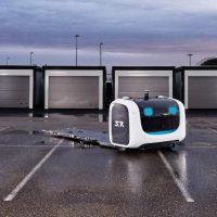 Stan: робот для парковки от компании Stanley Robotics