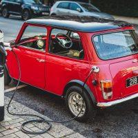 Электромобиль Mini в честь 60-летия модели