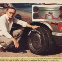 JJD Twin Tyre — сдвоенные колеса на легковые автомобили