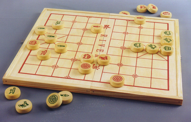 "Сянци - ""китайские шахматы"""