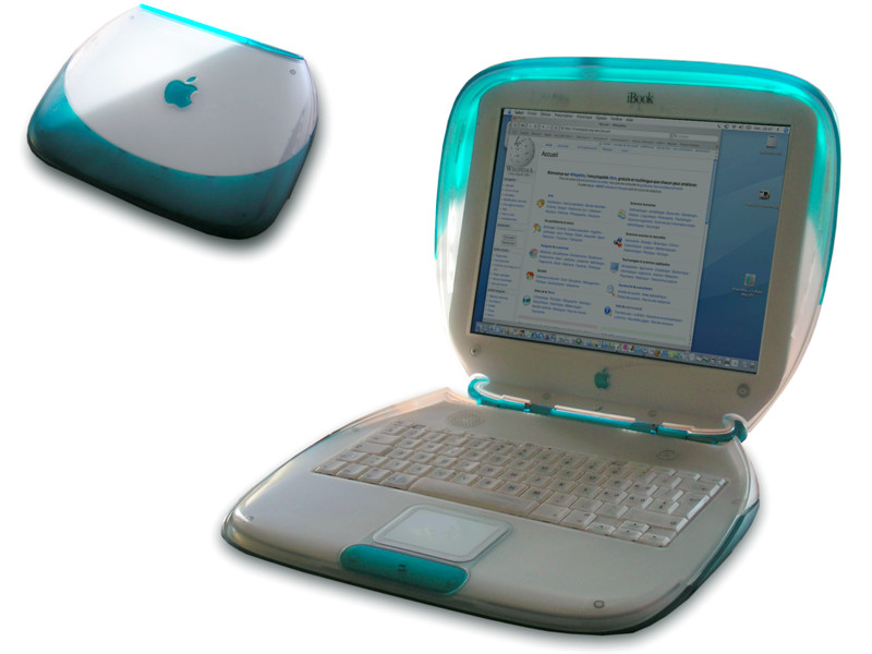 Macintosh iBook