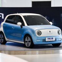 Фирма Great Wall начала продажи электромобиля Ora R1