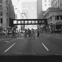 Система надземных переходов Skyway в Миннеаполисе