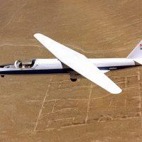Ames-Dryden AD-1 — один из самых странных самолетов в истории