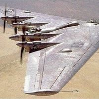 Northrop XB-35 — американское летающее крыло