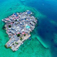 Самые густонаселённые острова планеты