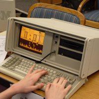 Первые компактные компьютеры из 80-х
