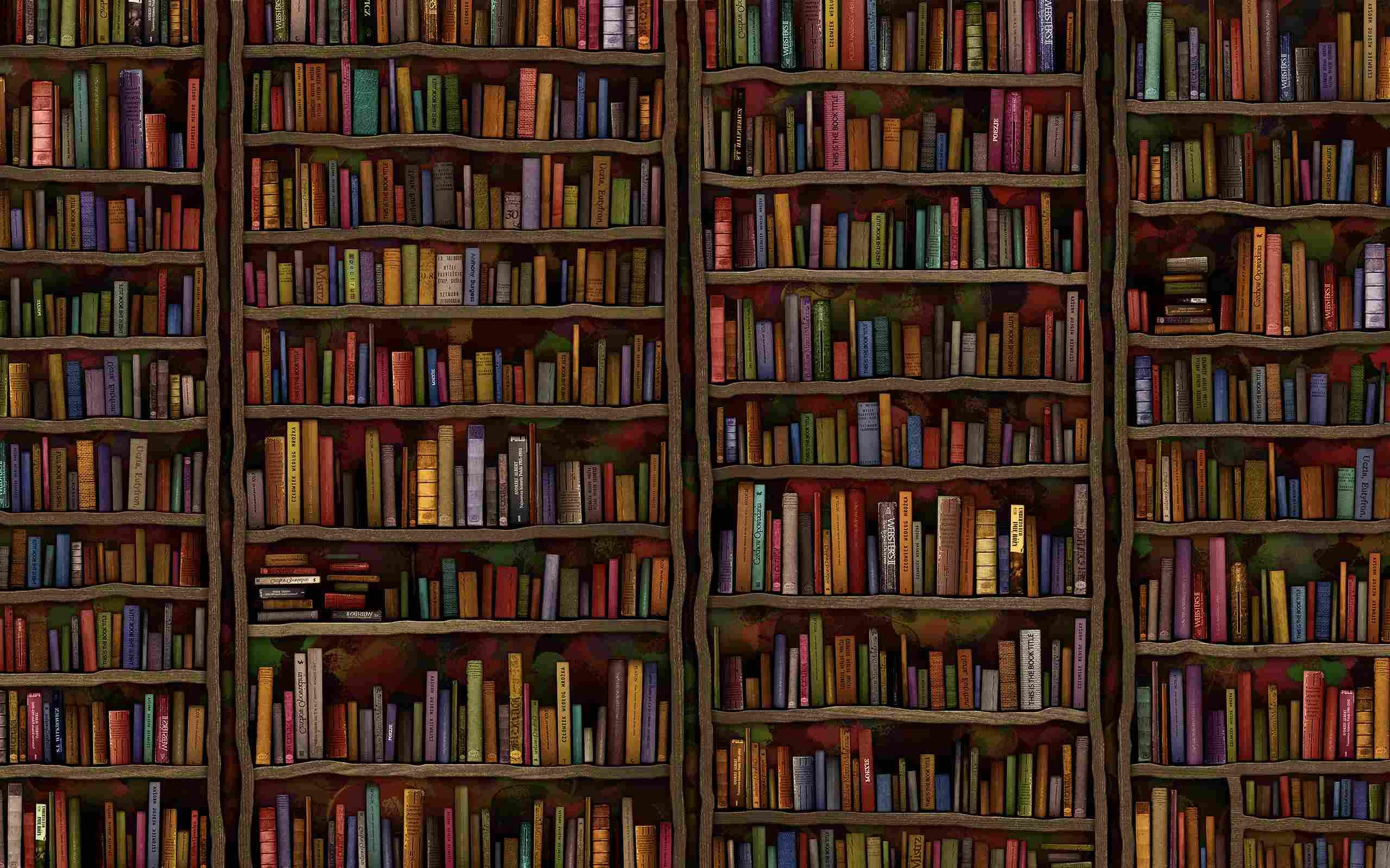 картинки книжных полок на рабочий стол фотография последние годы