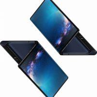 Huawei Mate X — складывающийся смартфон со сплошным экраном