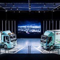 Volvo начали поставки электрогрузовиков FL Electric и FE Electric