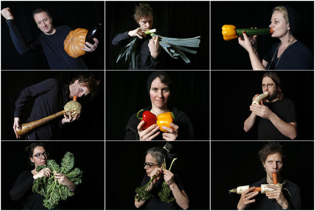 Венский овощной оркестр